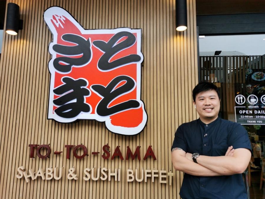 อร่อยระดับพรีเมี่ยม                    TOTO SAMA – PREMIUM        SHABU SUSHI BUFFET