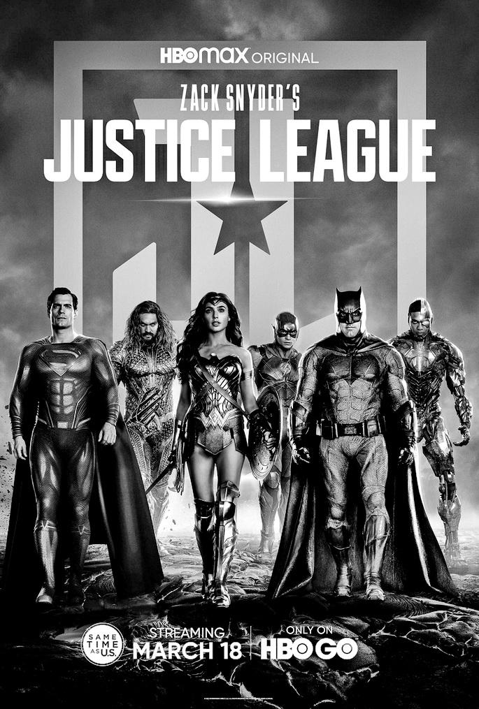 กลับมาอีกครั้งกับการรวมตัวของเหล่าซูเปอร์ฮีโร่ใน Zack Snyder's Justice League         รับชม 18 มี.ค.นี้ ทาง HBO GO