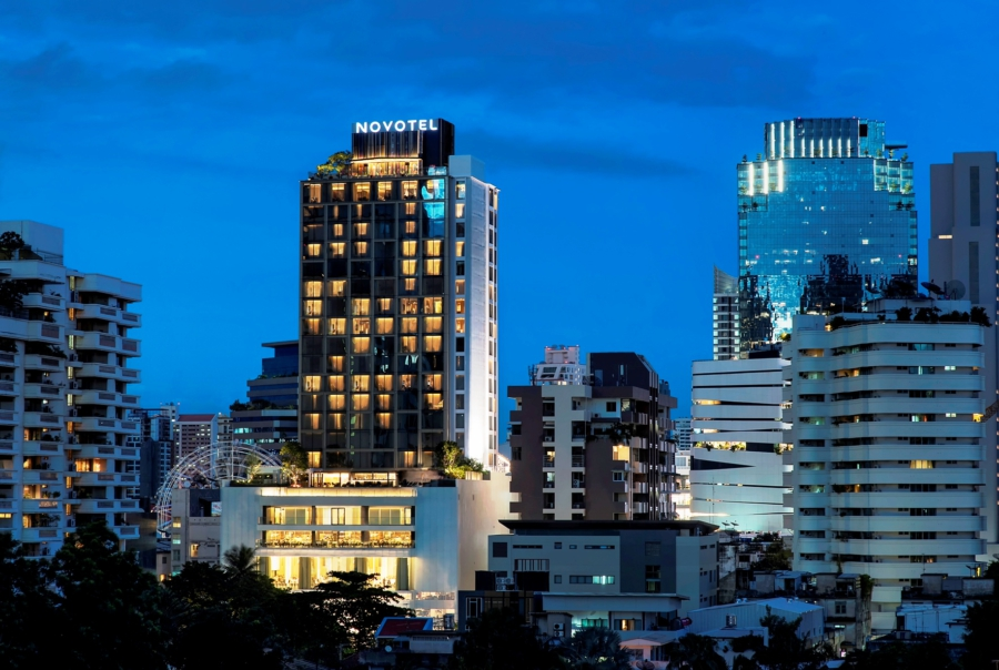 รีวิว Novotel Bangkok มาเปลี่ยนบรรยากาศให้ผ่อนคลายที่โนโวเทลสุขุมวิท 20 พร้อมโปร Staycation แพ็คเก็จที่อร่อยและอลังปังเวอร์